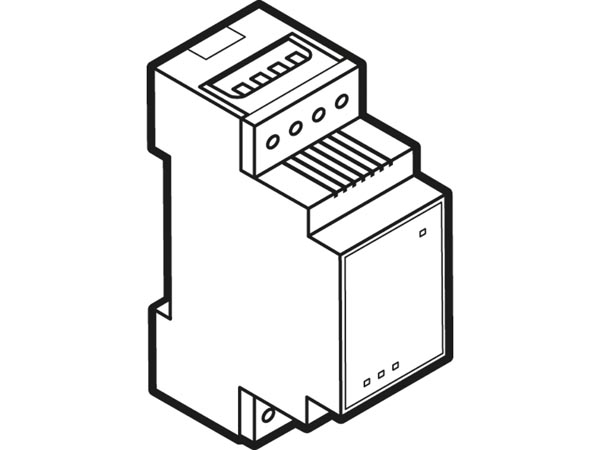 single channel relay module with potential